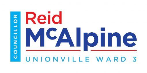 Reid McAlpine Councillor Unionville Ward 3